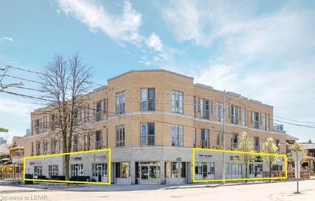 162 Wortley Road 1&2, London, ON N6C 1H2 (MLS #40046819) :: Sutton Group Envelope Real Estate Brokerage Inc.
