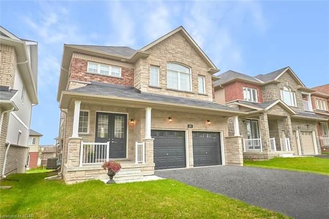 240 Diana Drive, Orillia, ON L3V 0E2 (MLS #40046852) :: Sutton Group Envelope Real Estate Brokerage Inc.