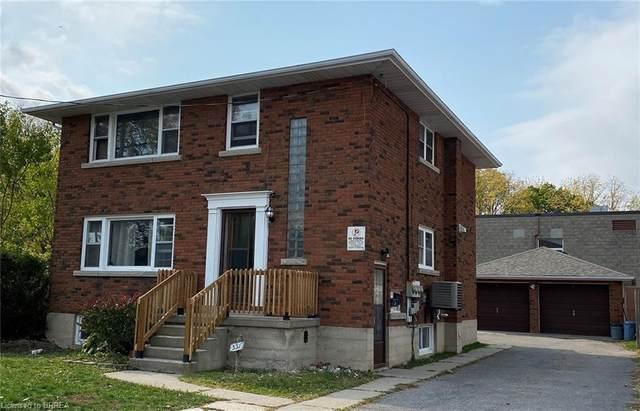 331 Erie Avenue, Brantford, ON N3S 2H7 (MLS #40046901) :: Sutton Group Envelope Real Estate Brokerage Inc.