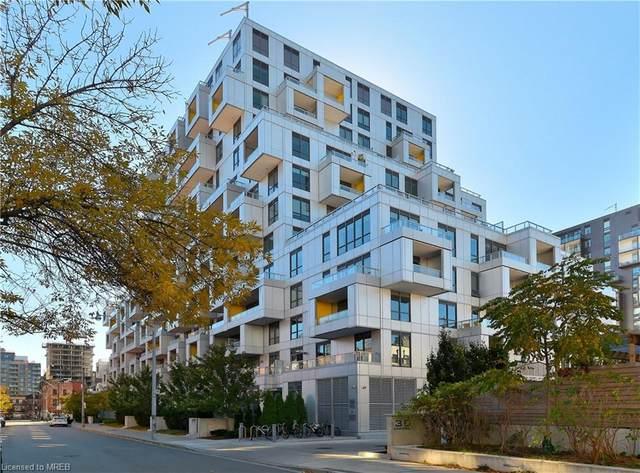 38 Cameron Street #329, Toronto, ON M5T 2H1 (MLS #40047029) :: Sutton Group Envelope Real Estate Brokerage Inc.