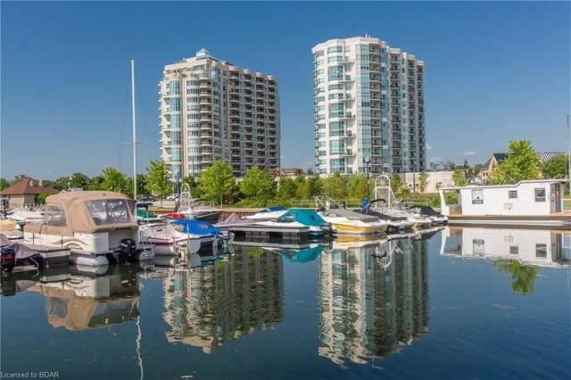 6 Toronto Street #309, Barrie, ON L4N 9R2 (MLS #40047034) :: Sutton Group Envelope Real Estate Brokerage Inc.
