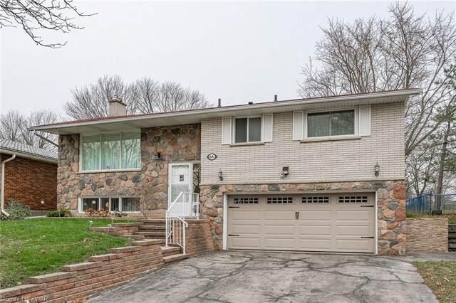66 Champlain Crescent, Kitchener, ON N2B 2Y6 (MLS #40047076) :: Sutton Group Envelope Real Estate Brokerage Inc.