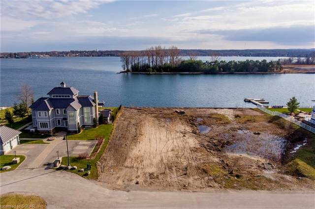 77 Dock Lane #35, Port McNicoll, ON L0K 1R0 (MLS #40047078) :: Sutton Group Envelope Real Estate Brokerage Inc.