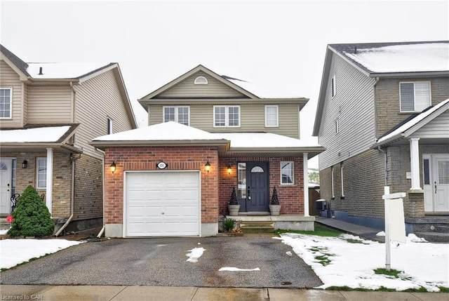 493 Langlaw Drive, Cambridge, ON N1P 1H8 (MLS #40047085) :: Sutton Group Envelope Real Estate Brokerage Inc.
