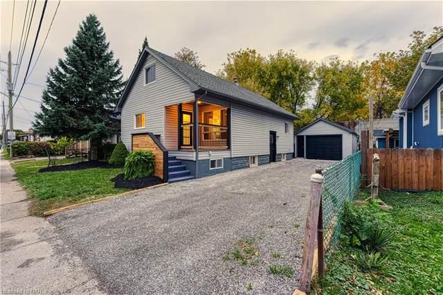 6261 Frederica Street, Niagara Falls, ON L2G 1C5 (MLS #40047175) :: Sutton Group Envelope Real Estate Brokerage Inc.