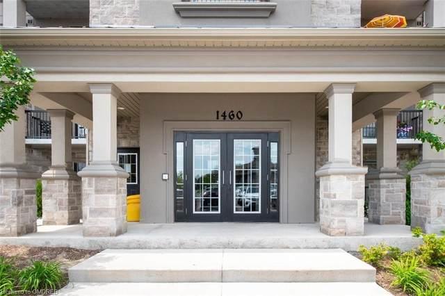 1460 Main Street #209, Milton, ON L9T 8W5 (MLS #40047213) :: Sutton Group Envelope Real Estate Brokerage Inc.