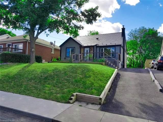 33 Lake Avenue N, Hamilton, ON L8E 1L2 (MLS #40047280) :: Sutton Group Envelope Real Estate Brokerage Inc.