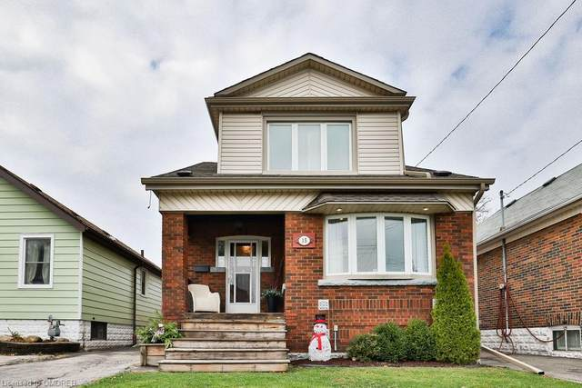 15 Fairfield Avenue, Hamilton, ON L8H 5G9 (MLS #40047302) :: Sutton Group Envelope Real Estate Brokerage Inc.