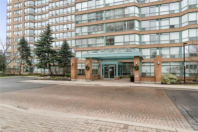 1276 Maple Crossing Boulevard #1106, Burlington, ON L7S 2J9 (MLS #40047565) :: Sutton Group Envelope Real Estate Brokerage Inc.