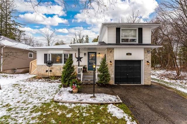 1082 Spruce Road, Belle Ewart, ON L0L 1C0 (MLS #40047566) :: Sutton Group Envelope Real Estate Brokerage Inc.