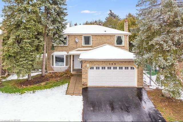 155 Walton Drive, Aurora, ON L4G 3R9 (MLS #40047674) :: Sutton Group Envelope Real Estate Brokerage Inc.