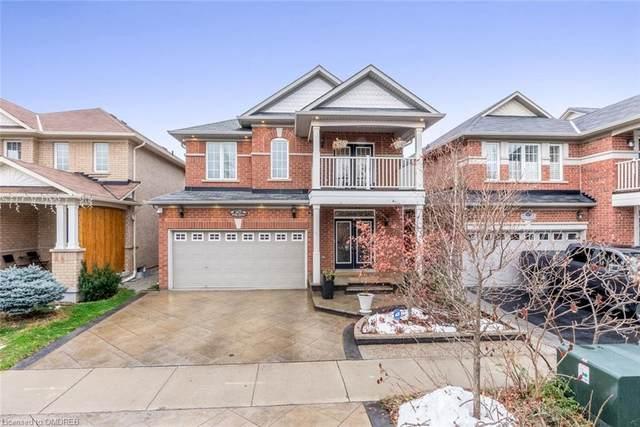 1475 Rolph Terrace, Milton, ON L9T 7C9 (MLS #40047776) :: Sutton Group Envelope Real Estate Brokerage Inc.
