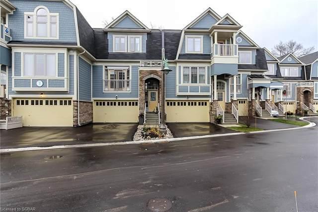 4 Nautical Lane, Wasaga Beach, ON L9Z 0G1 (MLS #40047834) :: Sutton Group Envelope Real Estate Brokerage Inc.