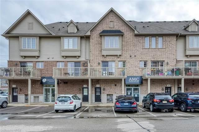 1401 Plains Road E #25, Burlington, ON L7R 0C2 (MLS #40047906) :: Sutton Group Envelope Real Estate Brokerage Inc.