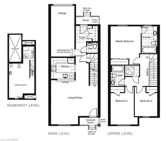 110 Grew Boulevard #8, Georgina, ON L0E 1L0 (MLS #40048009) :: Forest Hill Real Estate Inc Brokerage Barrie Innisfil Orillia