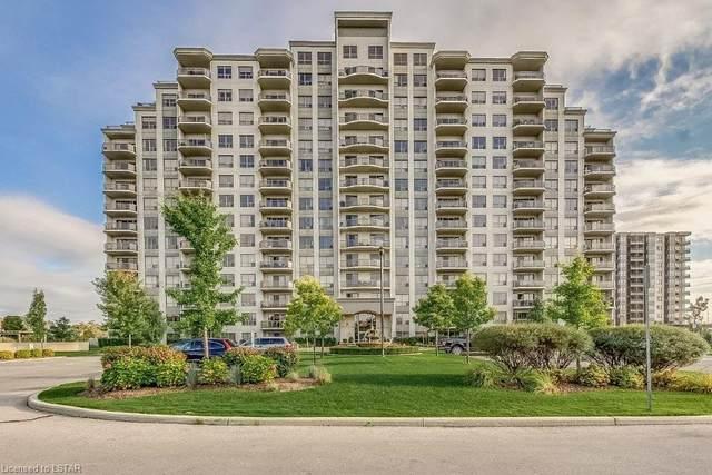 1030 Coronation Drive #205, London, ON N6G 0G5 (MLS #40048179) :: Sutton Group Envelope Real Estate Brokerage Inc.