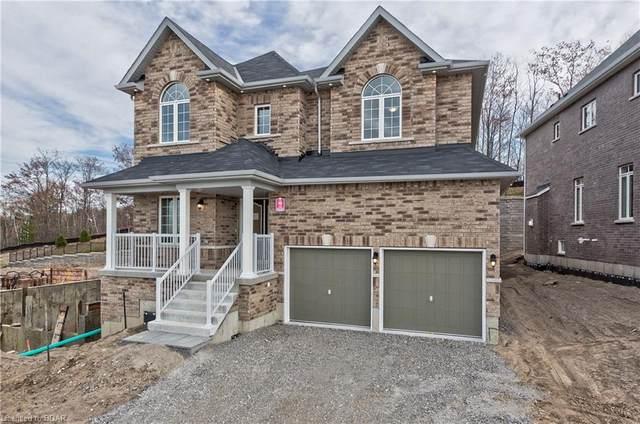 113 Muirfield Drive, Barrie, ON L4N 5S4 (MLS #40048183) :: Forest Hill Real Estate Inc Brokerage Barrie Innisfil Orillia