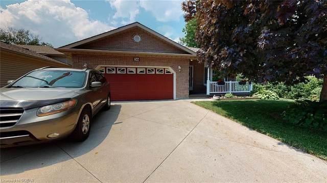36 Riverdale Drive, Wasaga Beach, ON L9Z 1G1 (MLS #40048220) :: Sutton Group Envelope Real Estate Brokerage Inc.