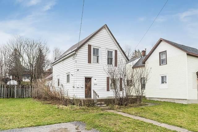 299 Queen Street, Midland, ON L4R 3H5 (MLS #40048341) :: Sutton Group Envelope Real Estate Brokerage Inc.