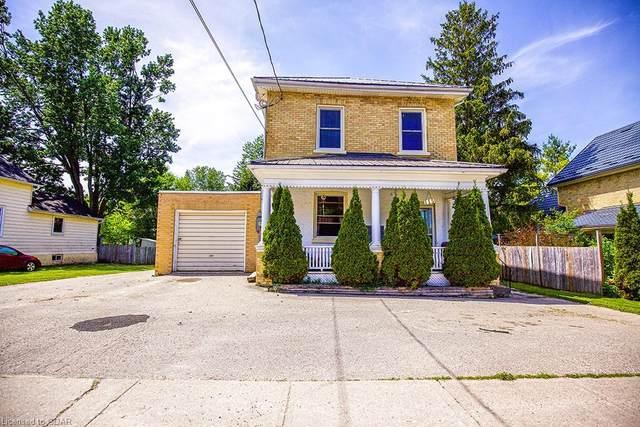 115 Victoria Street S, Walkerton, ON N0G 2V0 (MLS #40048376) :: Sutton Group Envelope Real Estate Brokerage Inc.