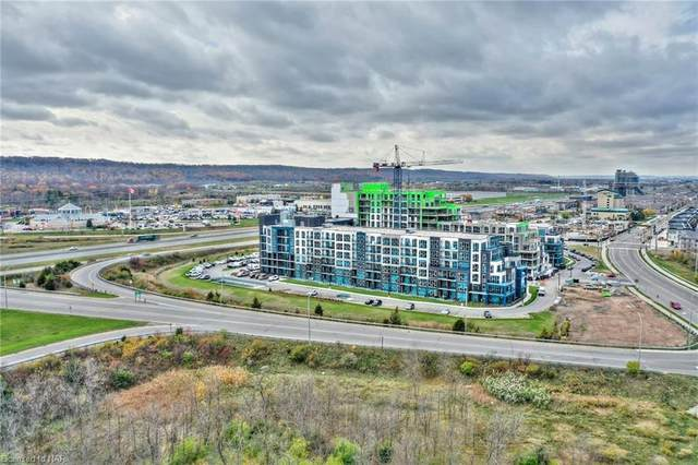 16 Concord Place #420, Grimsby, ON L3M 4E8 (MLS #40048435) :: Sutton Group Envelope Real Estate Brokerage Inc.