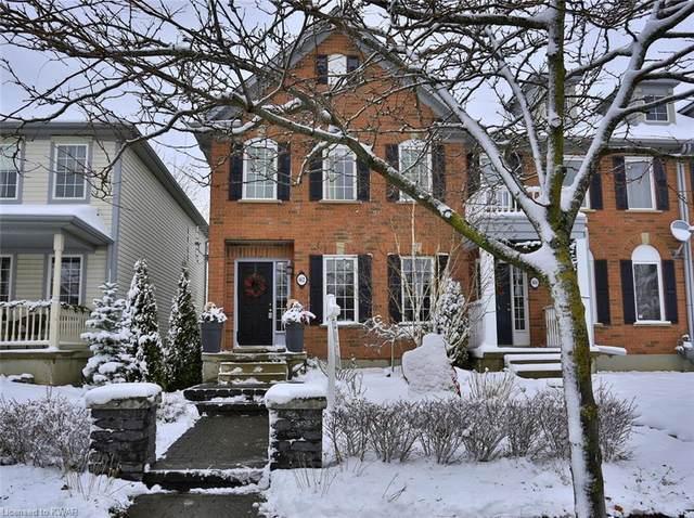612 New Bedford Drive, Waterloo, ON N2K 4C4 (MLS #40048641) :: Sutton Group Envelope Real Estate Brokerage Inc.