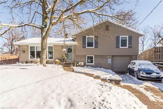 114 Maplewood Place, Kitchener, ON N2H 4L5 (MLS #40048701) :: Sutton Group Envelope Real Estate Brokerage Inc.