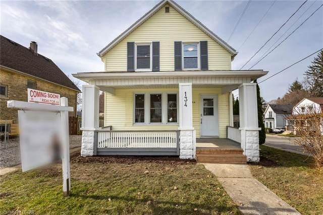 134 Balaclava Street, St. Thomas, ON N5P 3C7 (MLS #40048726) :: Sutton Group Envelope Real Estate Brokerage Inc.