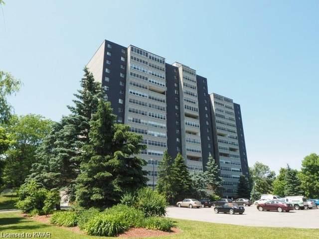 225 Harvard Place #1710, Waterloo, ON N2J 4H4 (MLS #40048837) :: Sutton Group Envelope Real Estate Brokerage Inc.