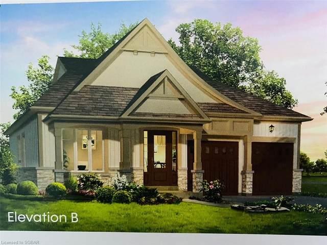 LT 18 Bayport Boulevard, Midland, ON L4R 0G4 (MLS #40048919) :: Sutton Group Envelope Real Estate Brokerage Inc.