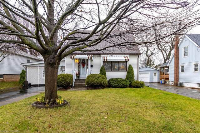 5573 Hillsdale Avenue, Niagara Falls, ON L2G 4T8 (MLS #40048992) :: Forest Hill Real Estate Collingwood