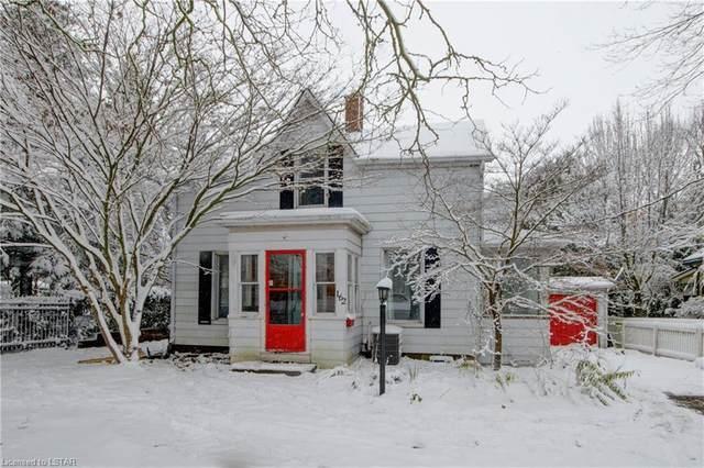 162 Sunset Drive, St. Thomas, ON N5R 3B9 (MLS #40049082) :: Sutton Group Envelope Real Estate Brokerage Inc.
