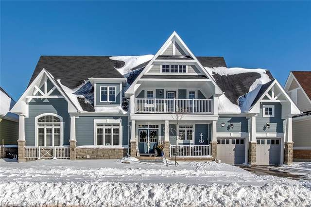 77 Riverwalk Place, Midland, ON L4R 0B4 (MLS #40049187) :: Sutton Group Envelope Real Estate Brokerage Inc.
