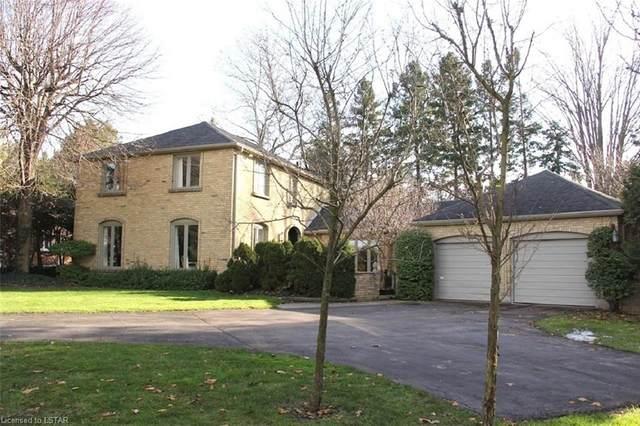 103 Sunningdale Road E, London, ON N5X 3Y9 (MLS #40049201) :: Sutton Group Envelope Real Estate Brokerage Inc.