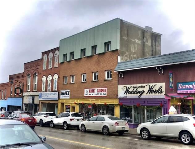 121 Thames Street S, Ingersoll, ON N5C 2T3 (MLS #40049202) :: Envelope Real Estate Brokerage Inc.
