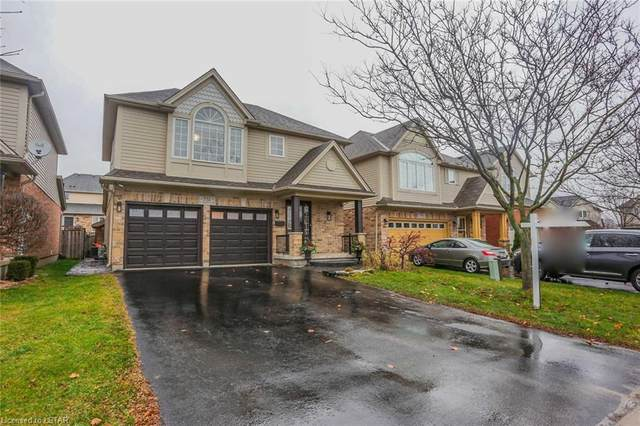 752 North Leaksdale Circle, London, ON N6M 1M1 (MLS #40049251) :: Sutton Group Envelope Real Estate Brokerage Inc.