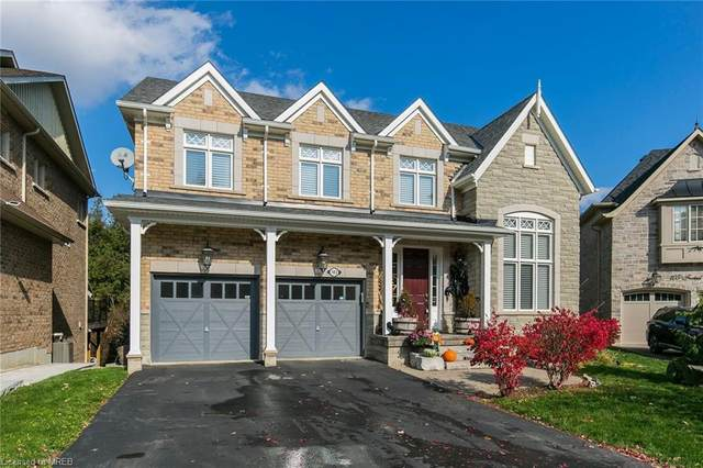 103 Foxtail Court, Halton Hills, ON L7G 0G2 (MLS #40049262) :: Sutton Group Envelope Real Estate Brokerage Inc.