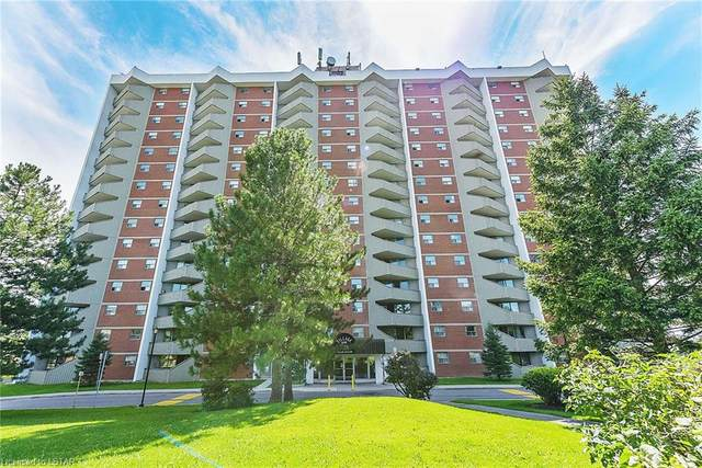 1105 Jalna Boulevard #1612, London, ON N6E 2S9 (MLS #40049361) :: Forest Hill Real Estate Collingwood
