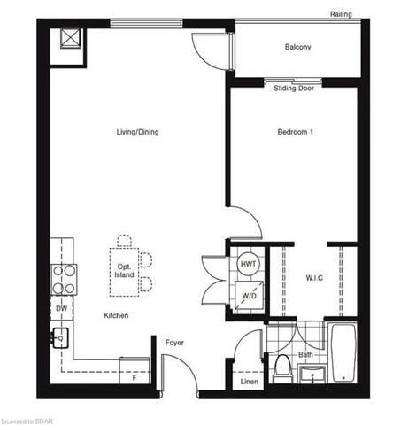 110 Grew Boulevard #210, Georgina, ON L0E 1L0 (MLS #40049364) :: Sutton Group Envelope Real Estate Brokerage Inc.
