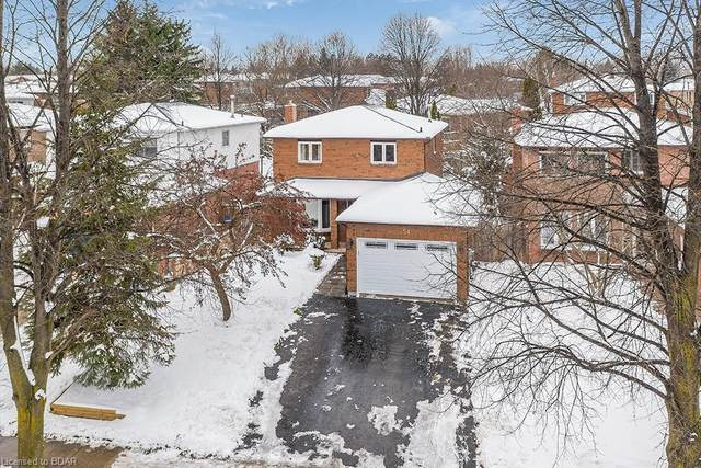 54 Garden Drive, Barrie, ON L4N 6H9 (MLS #40049535) :: Forest Hill Real Estate Inc Brokerage Barrie Innisfil Orillia