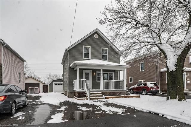 4454 Homewood Avenue, Niagara Falls, ON L2E 4X5 (MLS #40049625) :: Sutton Group Envelope Real Estate Brokerage Inc.
