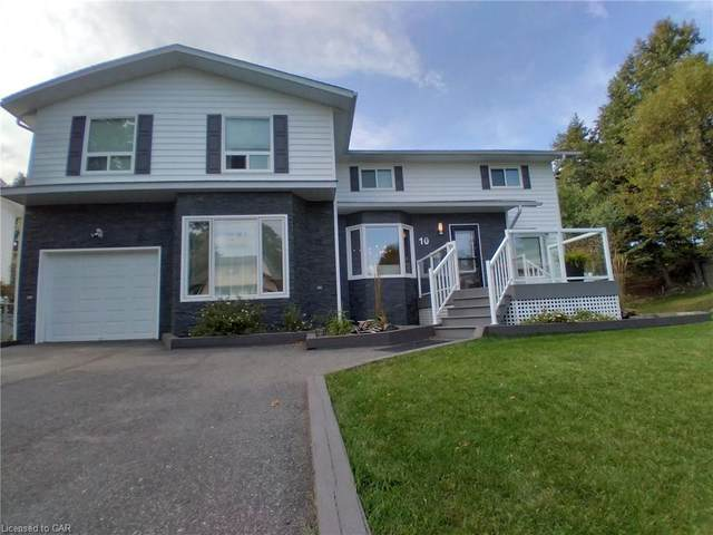 10 Agate Bay, Kenora, ON P9N 4E3 (MLS #40049771) :: Forest Hill Real Estate Collingwood