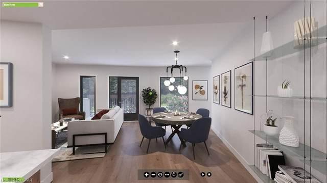 2050 Linkway Boulevard A115, London, ON N6K 0G2 (MLS #40050543) :: Sutton Group Envelope Real Estate Brokerage Inc.