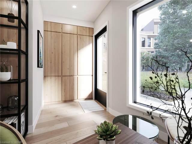 2050 Linkway Boulevard A104, London, ON N6K 0G2 (MLS #40050646) :: Sutton Group Envelope Real Estate Brokerage Inc.