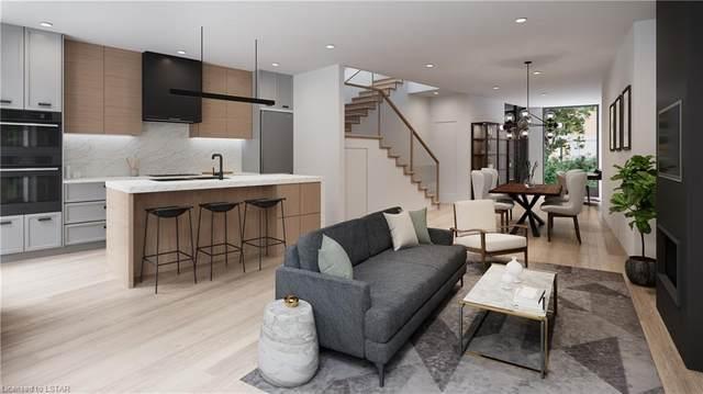2050 Linkway Boulevard A102, London, ON N6K 0G2 (MLS #40050724) :: Sutton Group Envelope Real Estate Brokerage Inc.