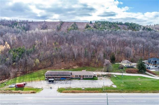 207190 207190 HWY 26 Highway, Meaford, ON N4L 1W7 (MLS #40051413) :: Forest Hill Real Estate Collingwood