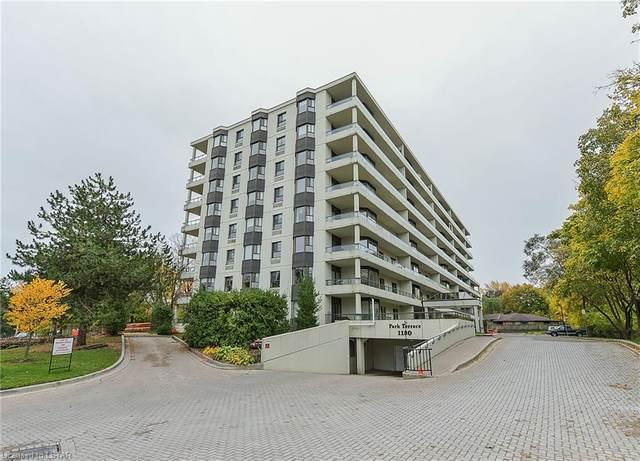 1180 Commissioners Road W #406, London, ON N6K 4J2 (MLS #40051604) :: Sutton Group Envelope Real Estate Brokerage Inc.