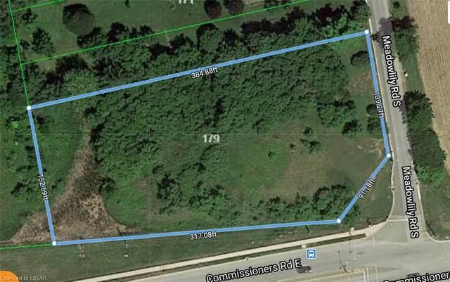 179 Meadowlily Road, London, ON N6M 1C3 (MLS #40052706) :: Sutton Group Envelope Real Estate Brokerage Inc.