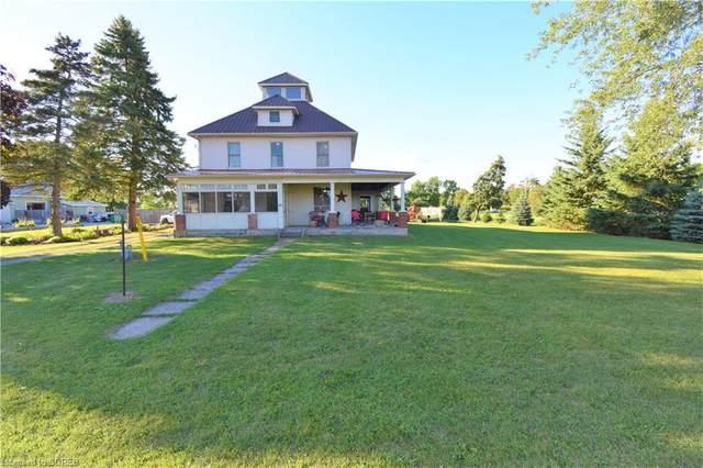 99 Hwy 6 ., Port Dover, ON N3Y 4K2 (MLS #40052779) :: Forest Hill Real Estate Inc Brokerage Barrie Innisfil Orillia