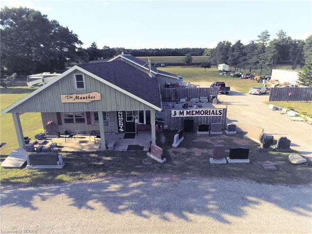 99 Hwy 6 ., Port Dover, ON N3Y 4K2 (MLS #40052781) :: Forest Hill Real Estate Inc Brokerage Barrie Innisfil Orillia